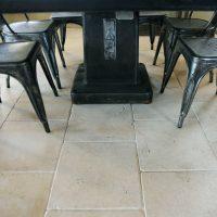 Cream Tumble limestone