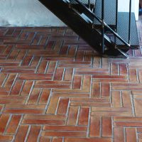 brick-herringbone