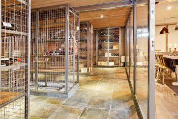 designgården wine cellar
