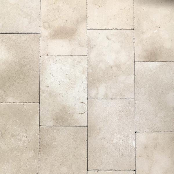 Cream Antiqued Limestone