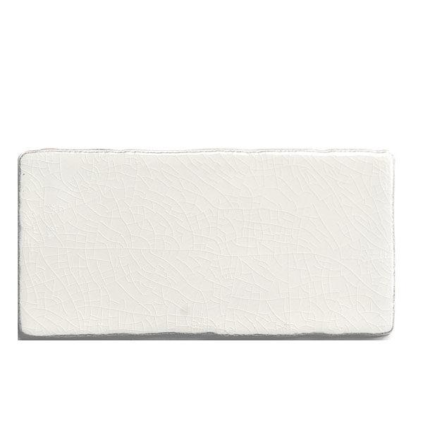 Crackled-White
