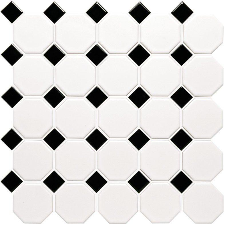 Classic oktagon mosaik