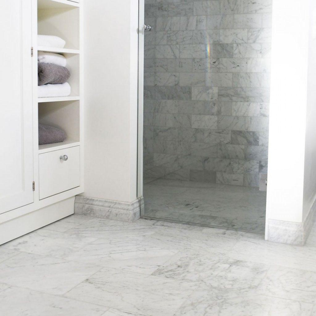 Carrara Marmor 30x30, 40x30, 20x10