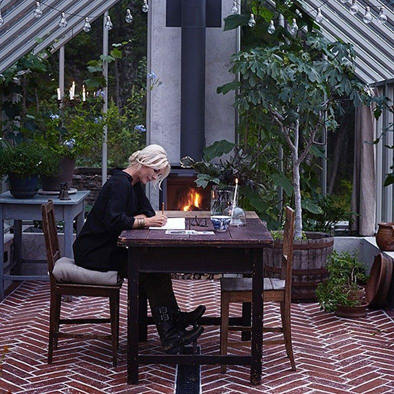 Victoria Skoglund, reportage Recidencse